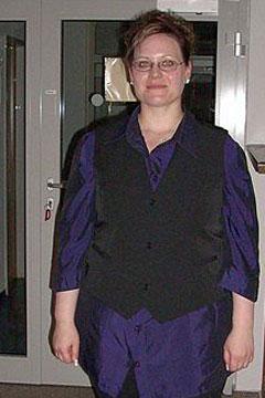 Frau Anne G. aus Usedom